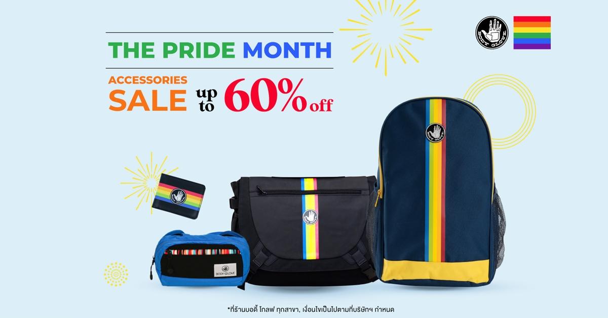 ฉลองเดือน PRIDE Month กับ Accessories ลดสูงสุด 60%